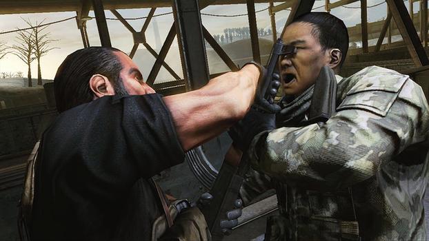Rogue Warrior (AU) on PC screenshot #1