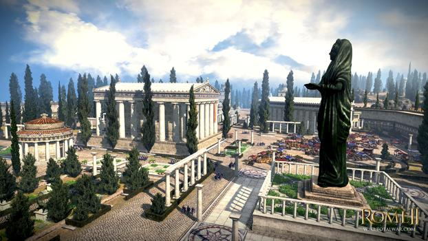 Total War: Rome II - Greek States DLC on PC screenshot #2