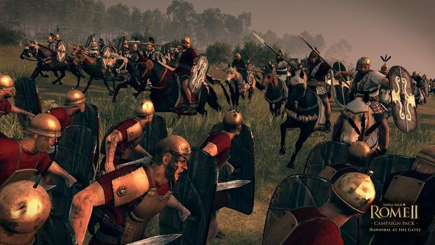 Total War: Rome II - Hannibal at the Gates DLC on PC screenshot #6