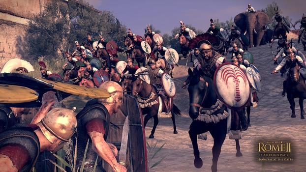 Total War: Rome II - Hannibal at the Gates DLC on PC screenshot #5