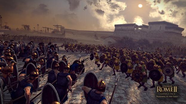 Total War: Rome II - Hannibal at the Gates DLC on PC screenshot #4