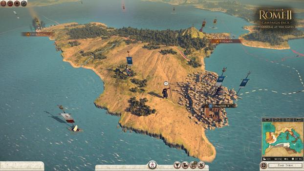 Total War: Rome II - Hannibal at the Gates DLC on PC screenshot #3