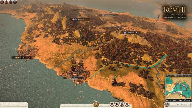 Total War: Rome II - Hannibal at the Gates DLC on PC screenshot #2