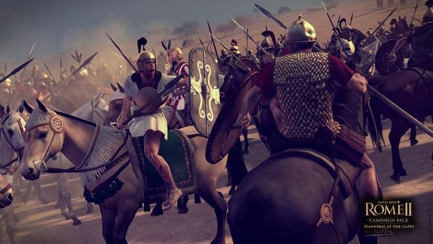 Total War: Rome II - Hannibal at the Gates DLC on PC screenshot #1