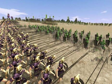 Rome: Total War Collection on PC screenshot #4