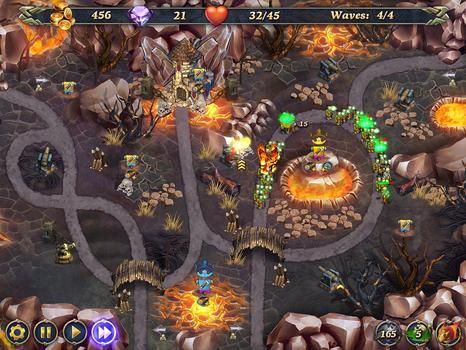Royal Defense 3 on PC screenshot #3