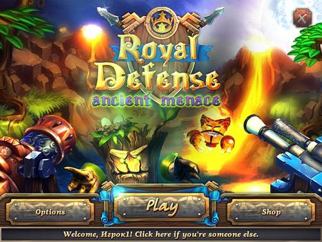 Royal Defense 3 on PC screenshot #1