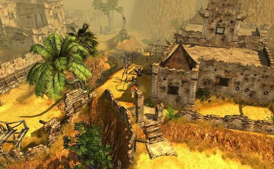 Sacred 2 Gold on PC screenshot #3