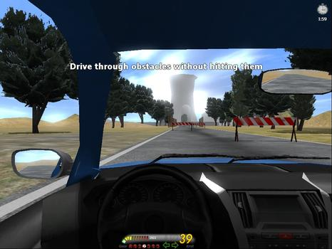 Safety Driving - The Safety Simulation: Car on PC screenshot #1