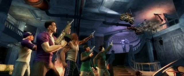 Saints Row 2 on PC screenshot #2