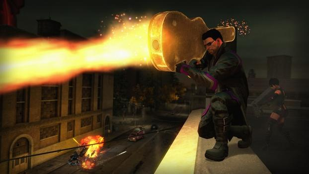 Saints Row IV on PC screenshot #4