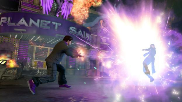 Saints Row: The Third - The Full Package on PC screenshot #6