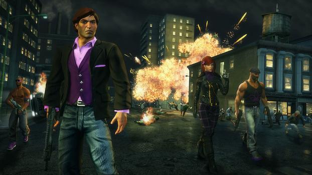 Saints Row: The Third - The Full Package on PC screenshot #2