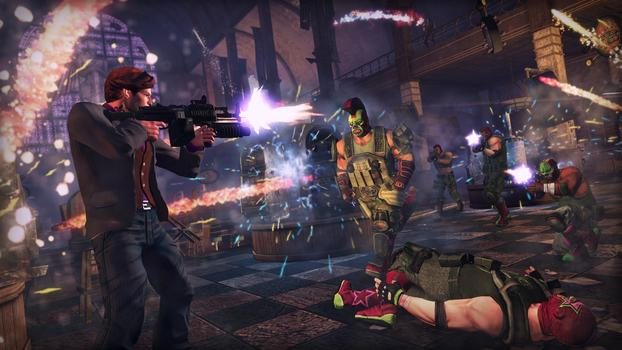 Saints Row: The Third on PC screenshot #3