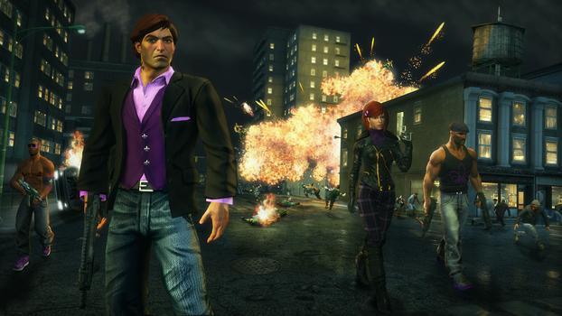Saints Row: The Third on PC screenshot #1
