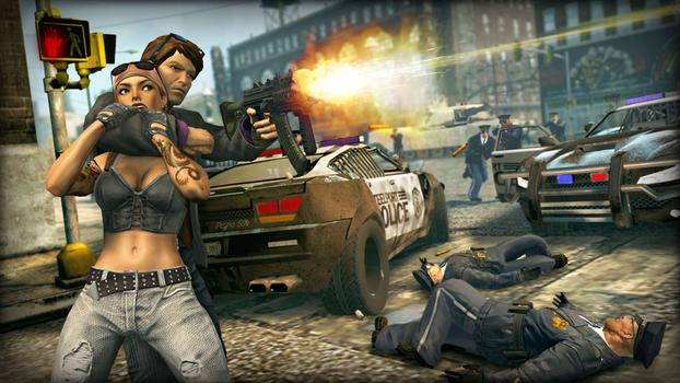 Saints Row: The Third on PC screenshot #4