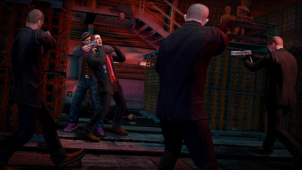 Saints Row: The Third on PC screenshot #9