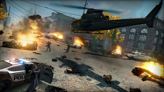 Saints Row: The Third on PC screenshot #8