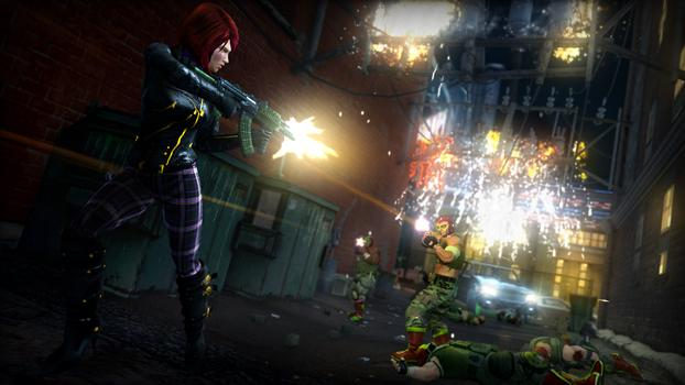 Saints Row: The Third on PC screenshot #7