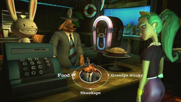 Sam & Max: Season 3 on PC screenshot #5
