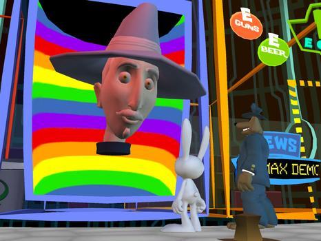 Sam & Max: Season One on PC screenshot #5