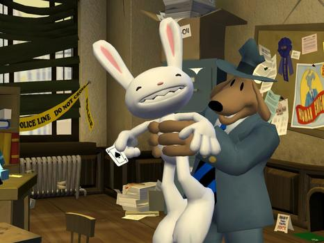 Sam & Max: Season One on PC screenshot #4