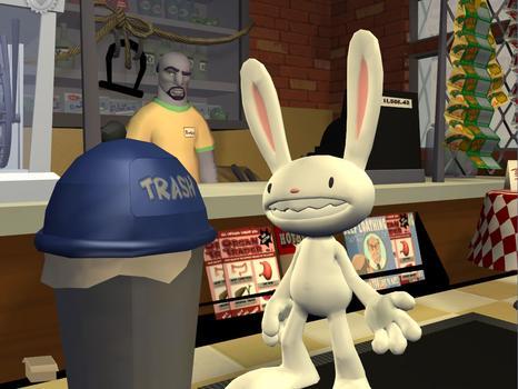Sam & Max: Season One on PC screenshot #1