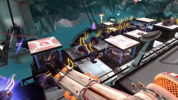 Sanctum: Cavern DLC on PC screenshot #1