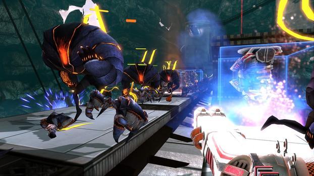 Sanctum: Cavern DLC on PC screenshot #2