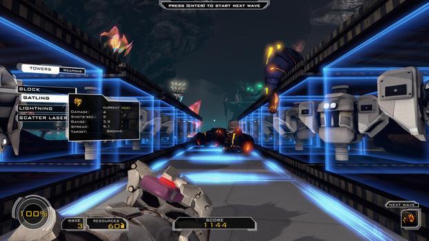 Sanctum on PC screenshot #4
