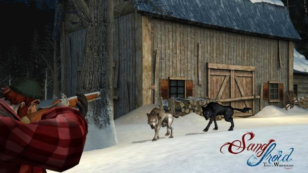 Sang-Froid - Tales of Werewolves on PC screenshot #1