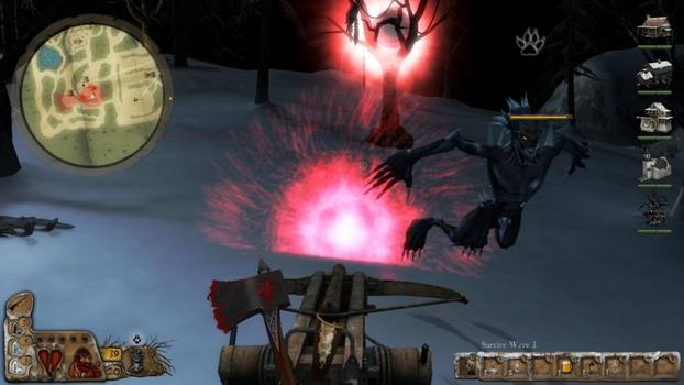 Sang-Froid - Tales of Werewolves on PC screenshot #4