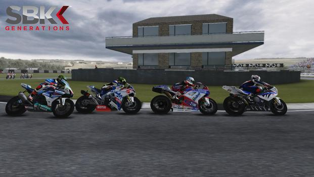 SBK 12 Generations on PC screenshot #3