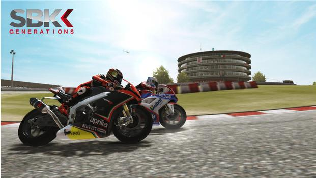 SBK 12 Generations on PC screenshot #2