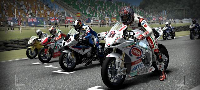 SBK 2011 on PC screenshot #1