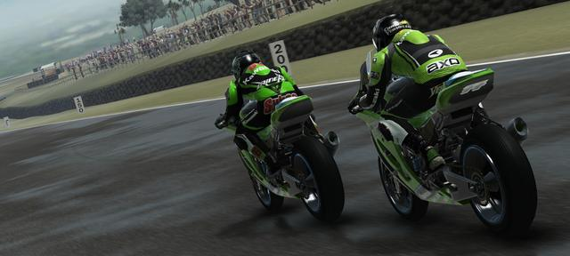 SBK 2011 on PC screenshot #4