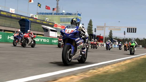 SBK X Superbike World Championship on PC screenshot #1