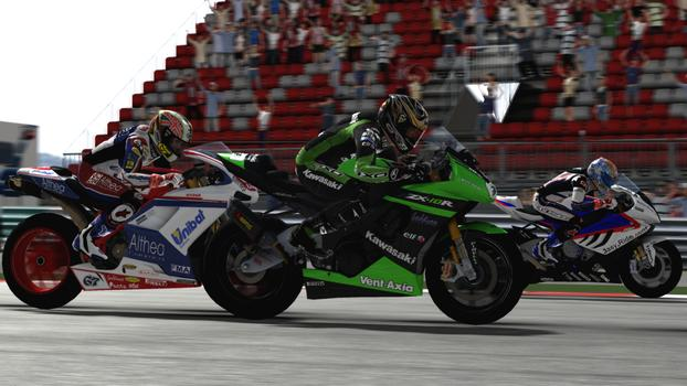 SBK X Superbike World Championship on PC screenshot #3