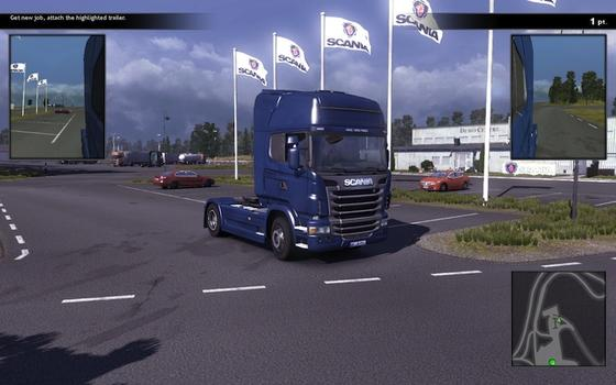 Scania Truck Driving Simulator on PC screenshot #5