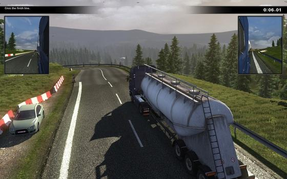 Scania Truck Driving Simulator on PC screenshot #3