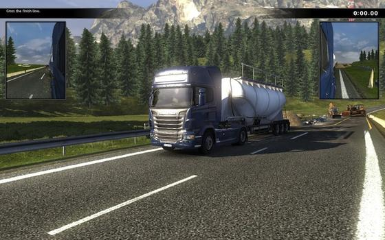 Scania Truck Driving Simulator on PC screenshot #2