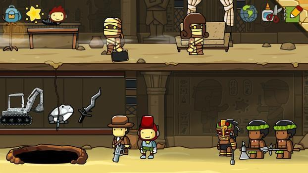 Scribblenauts Bundle (NA) on PC screenshot #1