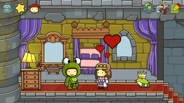 Scribblenauts Unlimited (NA) on PC screenshot #5