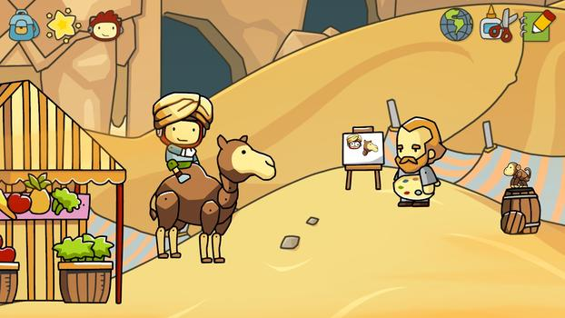 Scribblenauts Unlimited (NA) on PC screenshot #4