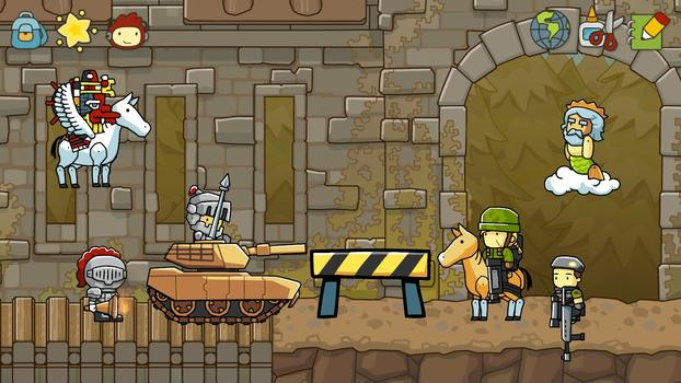 Scribblenauts Unlimited (NA) on PC screenshot #3