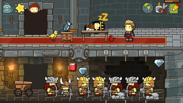 Scribblenauts Unlimited (NA) on PC screenshot #2