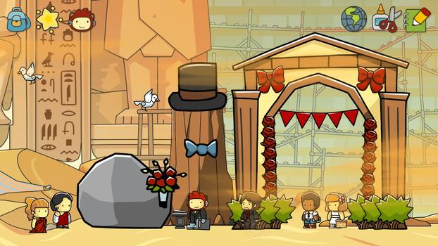 Scribblenauts Unlimited (NA) on PC screenshot #1