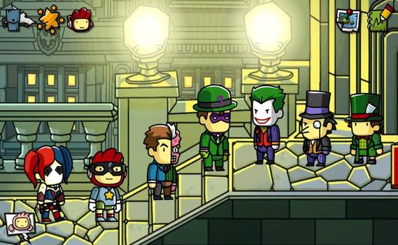Scribblenauts Unmasked: A DC Comics Adventure (NA) on PC screenshot #5