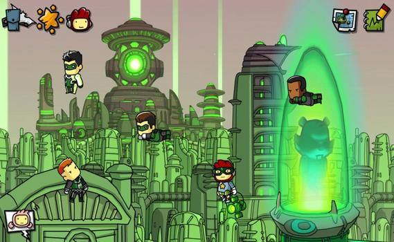 Scribblenauts Unmasked: A DC Comics Adventure (NA) on PC screenshot #4