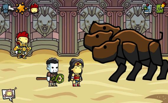 Scribblenauts Unmasked: A DC Comics Adventure (NA) on PC screenshot #3